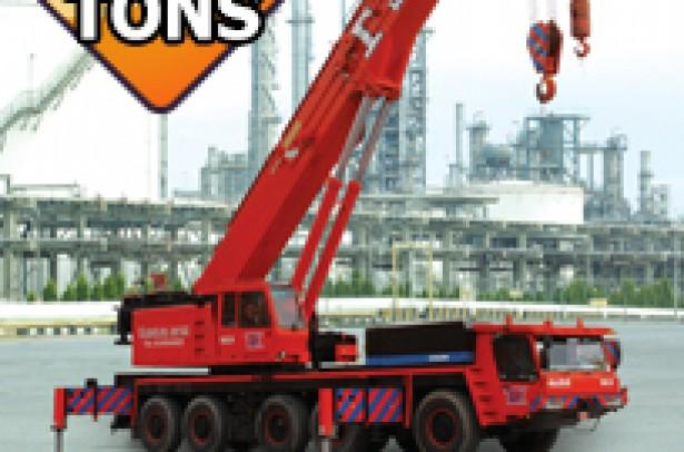 160 Tons TADANO AR-1600M - 1