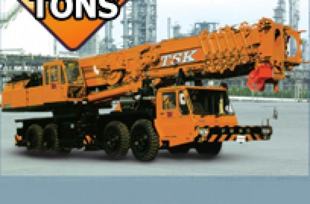 120 Tons TADANO TG-1200M - 1
