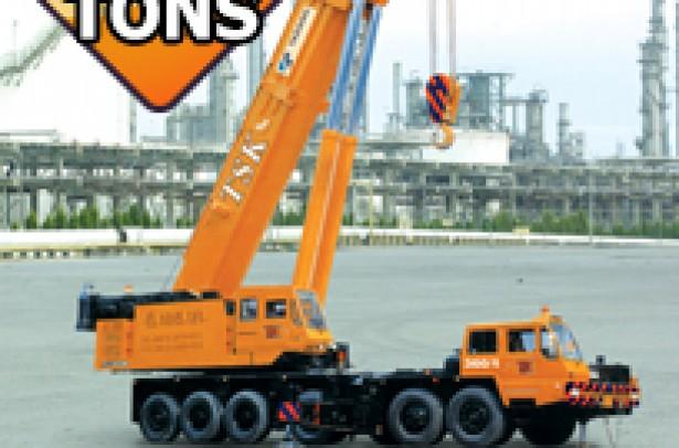 360 Tons TADANO TG-3600M