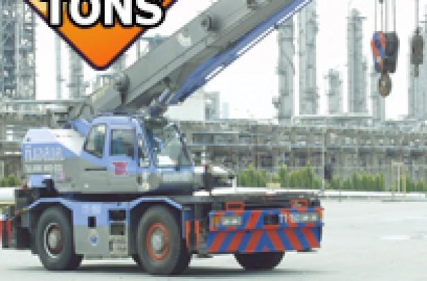 25 Tons TADANO (CREVO)  TR-250M - 6