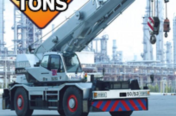 50 Tons TADANO TR-500M-3