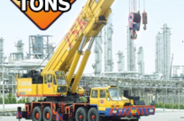 160 Tons TADANO TG-1600M - 1