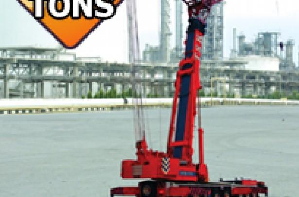 450 Tons LIEBHERR LTM-1450